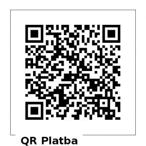 QR Platba